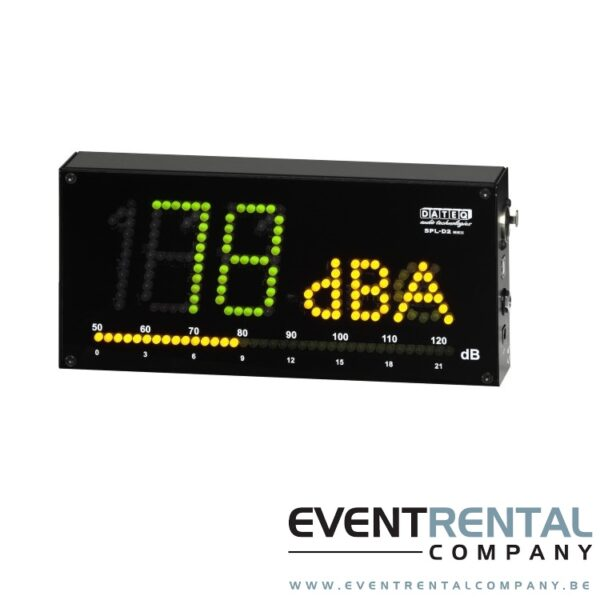 ERC Verhuur db meter SPL-D2MKII-78DBA (01)